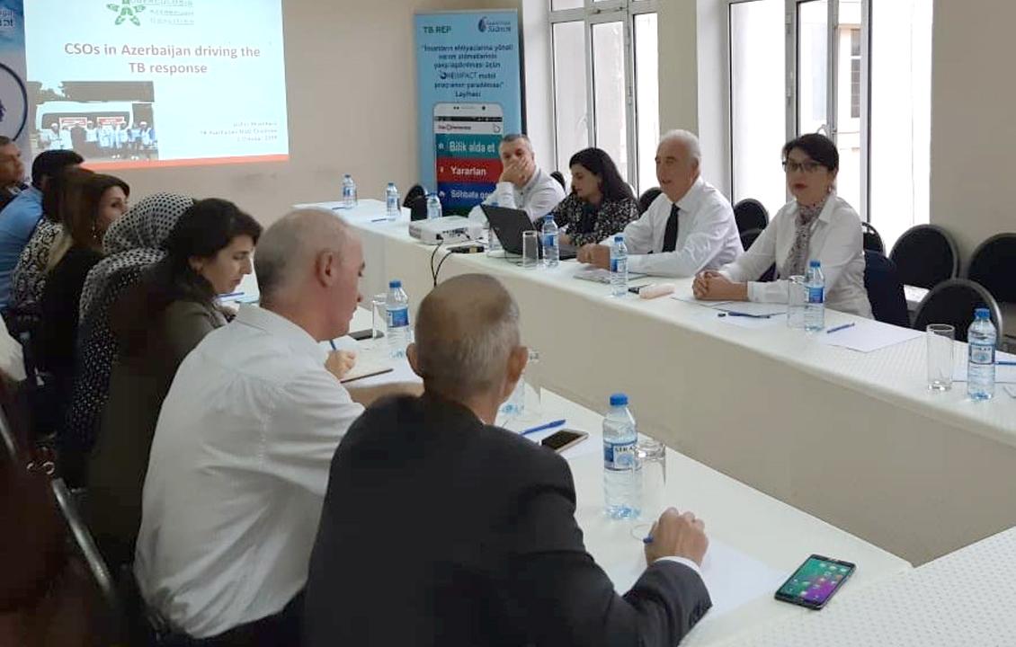 Информационно-разъяснительная деятельность ОГО в Азербайджане, в обсуждении с профессором Казачкиным