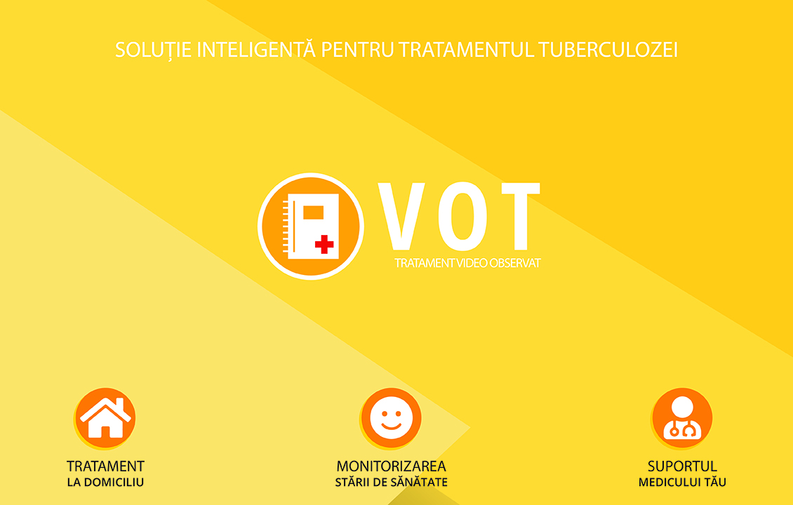 În Moldova a fost lansată în premieră o aplicație mobilă de monitorizare a tratamentului la distanță