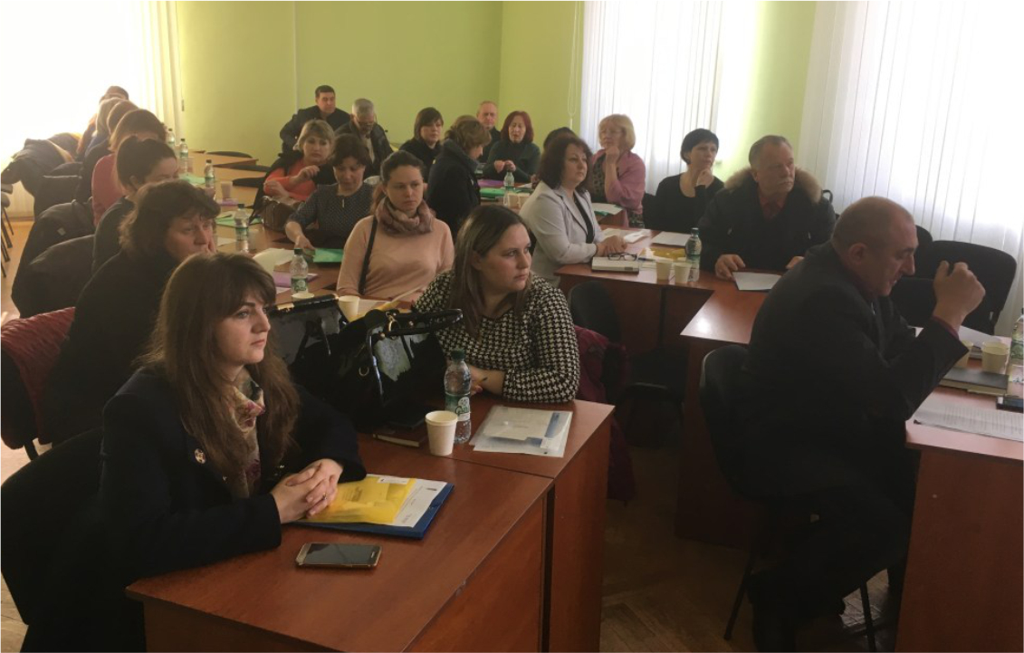First year of TB-REP in Moldova – achievements
