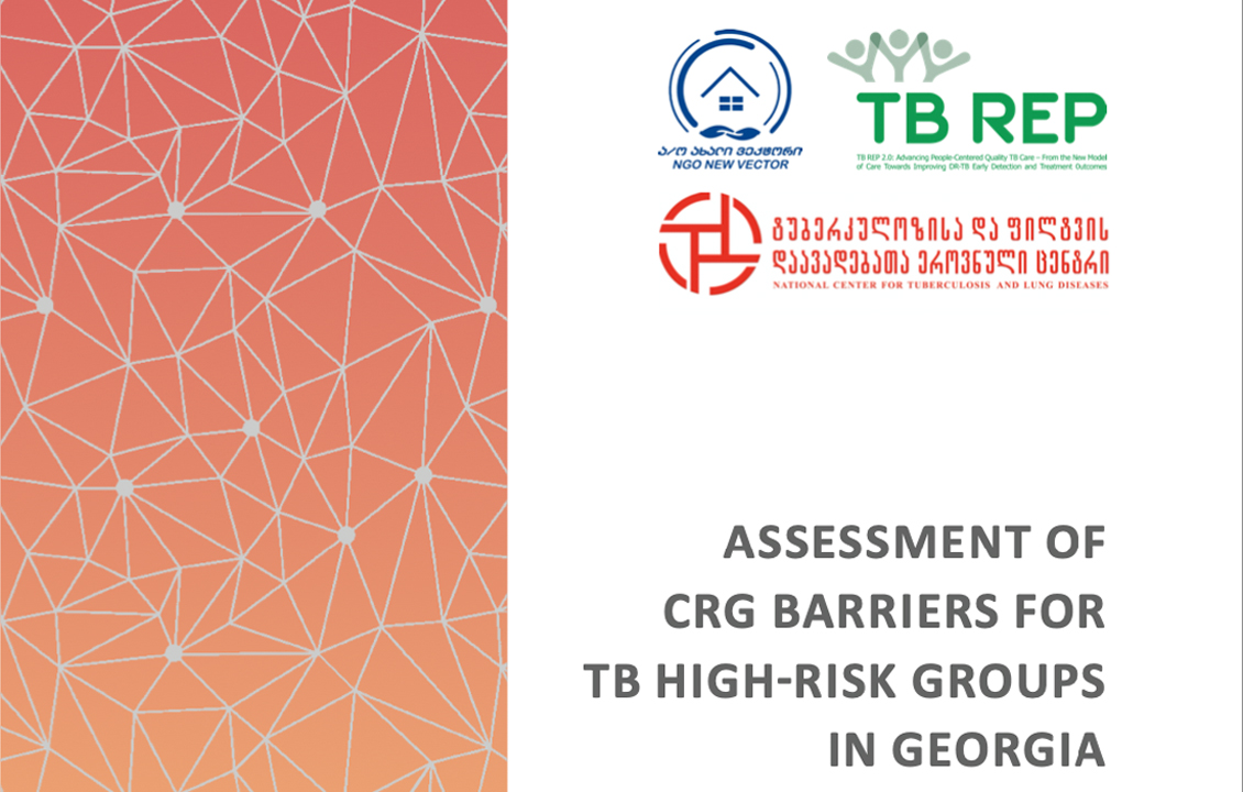 The results of the assessments of barriers in the context of communities, rights and gender (CRG) in Georgia have been published