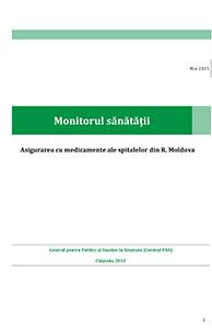 Asigurarea cu medicamente ale spitalelor din R. Moldova