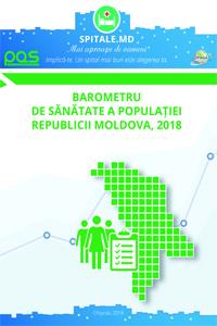 Barometru de sănătate a populaţiei Republicii Moldova, 2018