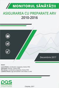 Asigurarea cu preparate ARV 2010-2016