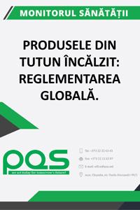 PRODUSELE DIN TUTUN ÎNCĂLZIT: Reglementarea globală.