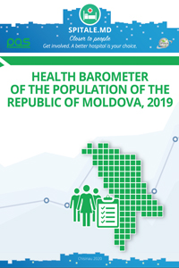 Health Barometer of the Population of the Republic of Moldova, 2019