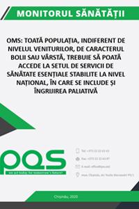 OMS: Toată populația trebuie să poată accede la setul de servicii de sănătate esențiale stabilite la nivel național, în care se include și îngrijirea paliativă