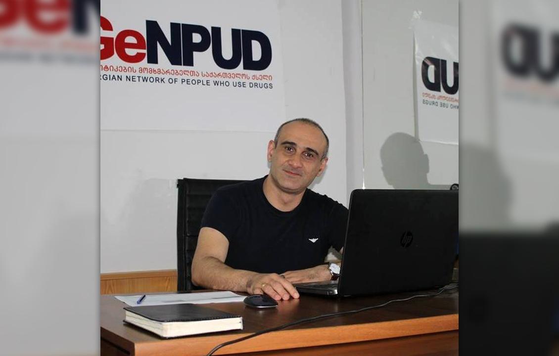 Интервью с Константином Лабарткава о барьерах, с которыми сталкиваются ключевые группы при диагностике и лечении туберкулеза