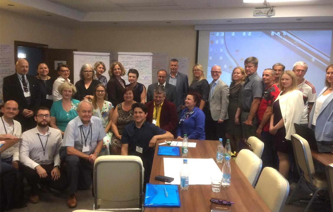 Первый Национальный диалог для развития партнерского взаимодействия в сфере противотуберкулезной помощи