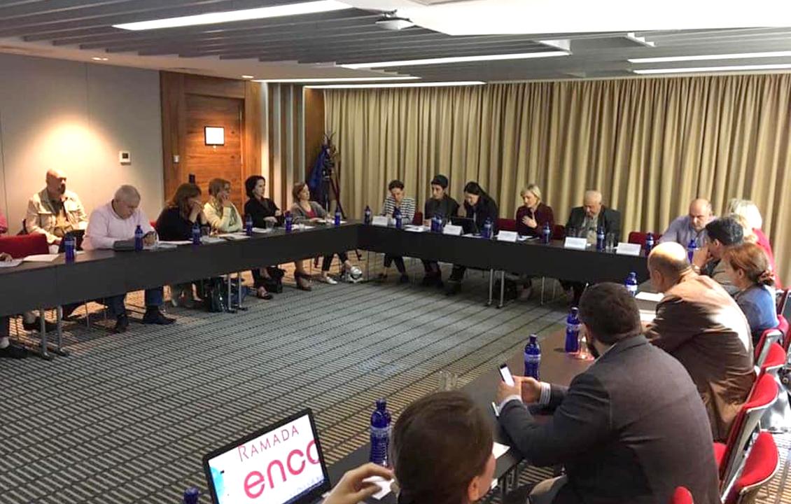 Рабочая встреча в Грузии. Эксперты выберут ключевые группы для оценки барьеров, с которыми они сталкиваются при диагностике и лечении туберкулеза