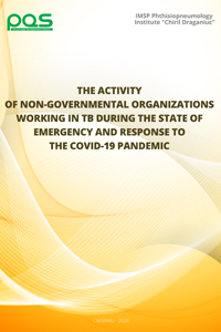 The activity of non-governmental organizations active in the field of tuberculosis during the state of emergency and response to the COVID-19 pandemic